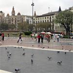 Pla�a de Catalunya